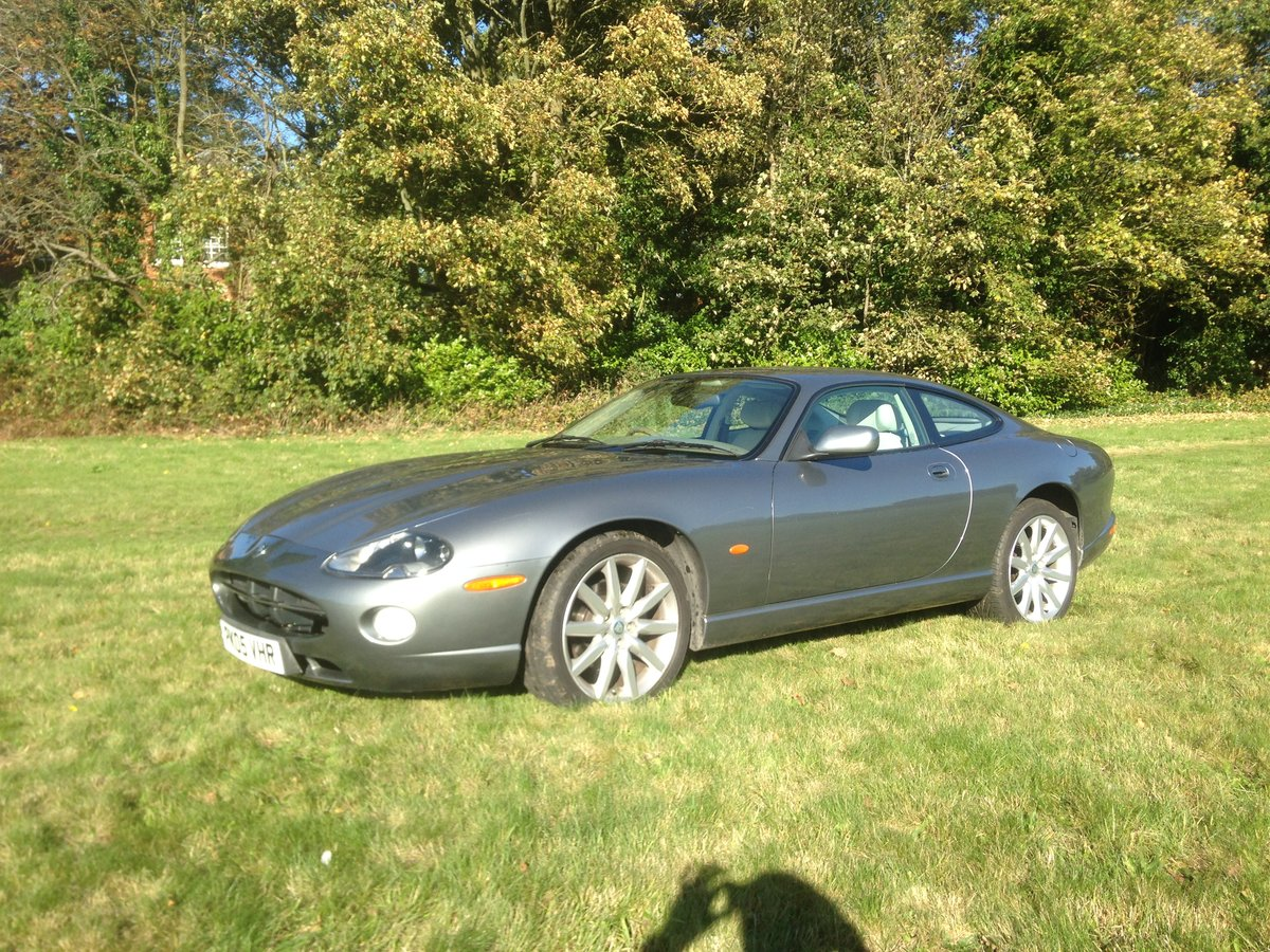 2005 Jaguar XK8 4.2S, 73k miles, FSH, 2 Prev Owners, For Sale (picture 2 of 6)