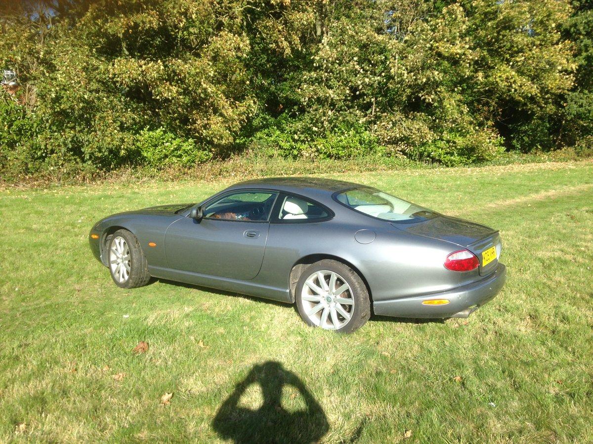 2005 Jaguar XK8 4.2S, 73k miles, FSH, 2 Prev Owners, SOLD (picture 6 of 6)