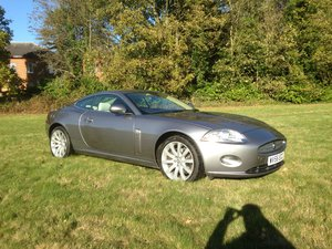 2006 Jag XK, 1 Owner, 82k Miles, FSH, Immaculate For Sale