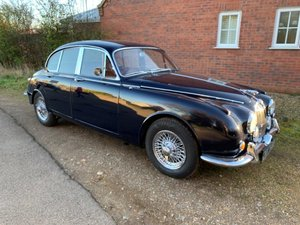 1969 Jaguar 240 manual overdrive at ACA 13th April  For Sale