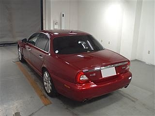 2008 Jaguar Sovereign X358 27k miles Radiance red perfect example For Sale (picture 2 of 6)