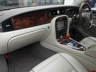 2008 Jaguar Sovereign X358 27k miles Radiance red perfect example For Sale (picture 3 of 6)