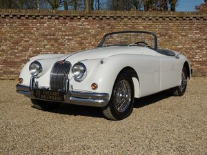1958 Jaguar XK 150 3.4 Roadster matching numbers, completely rest For Sale