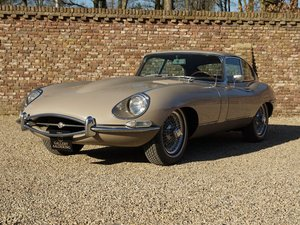 1968 Jaguar E-Type 4.2 Series 1.5 coupe matching numbers. For Sale