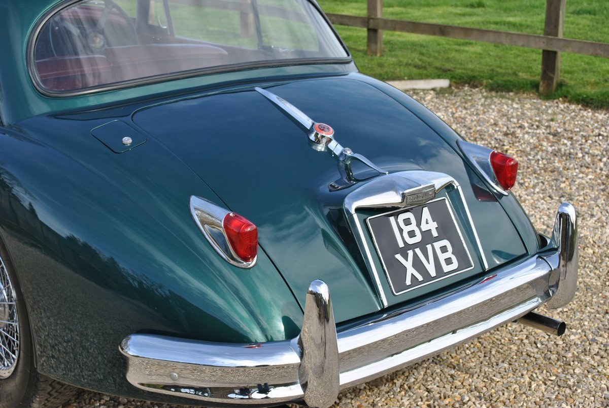 1958 Jaguar XK150 Moss Box with Overdrive Classic Car / Vintage C SOLD (picture 6 of 6)