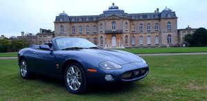 LHD 2005 JAGUAR XKR, AUTO CONVERTIBLE, 4.2 - LEFT HAND DRIVE SOLD