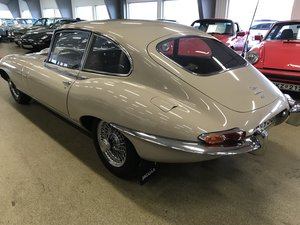 1966 E-Type Serie1 For Sale