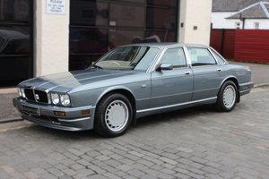 1989 Jaguar XJ 3.6 XJ40 XJR Sports 4dr 1 OWNR-FULL JAGUAR HISTORY