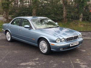 2003 53 Jaguar XJ Super V8 Supercharged For Sale
