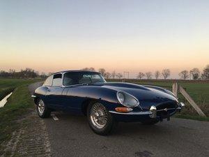 1963 Jaguar E-Type Series 1 3.8 Coupe