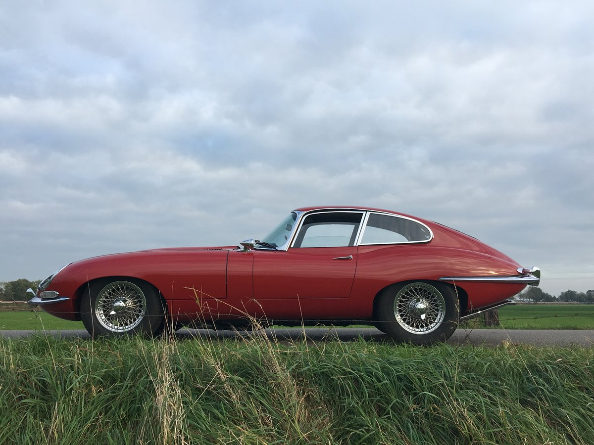 1964 Jaguar E-Type Series 1 3.8 Coupe  For Sale (picture 2 of 6)