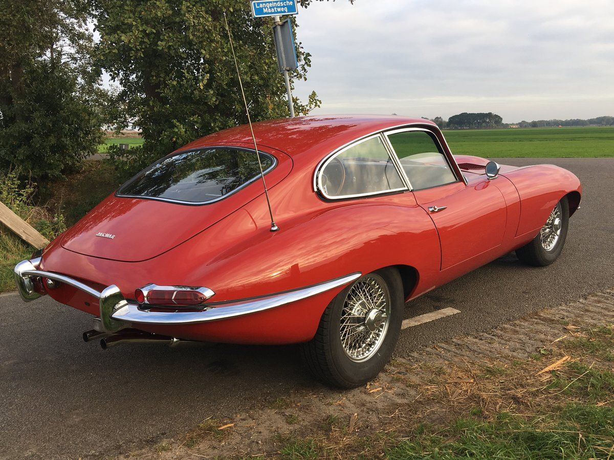 1964 Jaguar E-Type Series 1 3.8 Coupe  For Sale (picture 5 of 6)