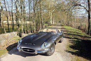 1963 Jaguar E-Type SI 3.8 Roadster LHD  For Sale