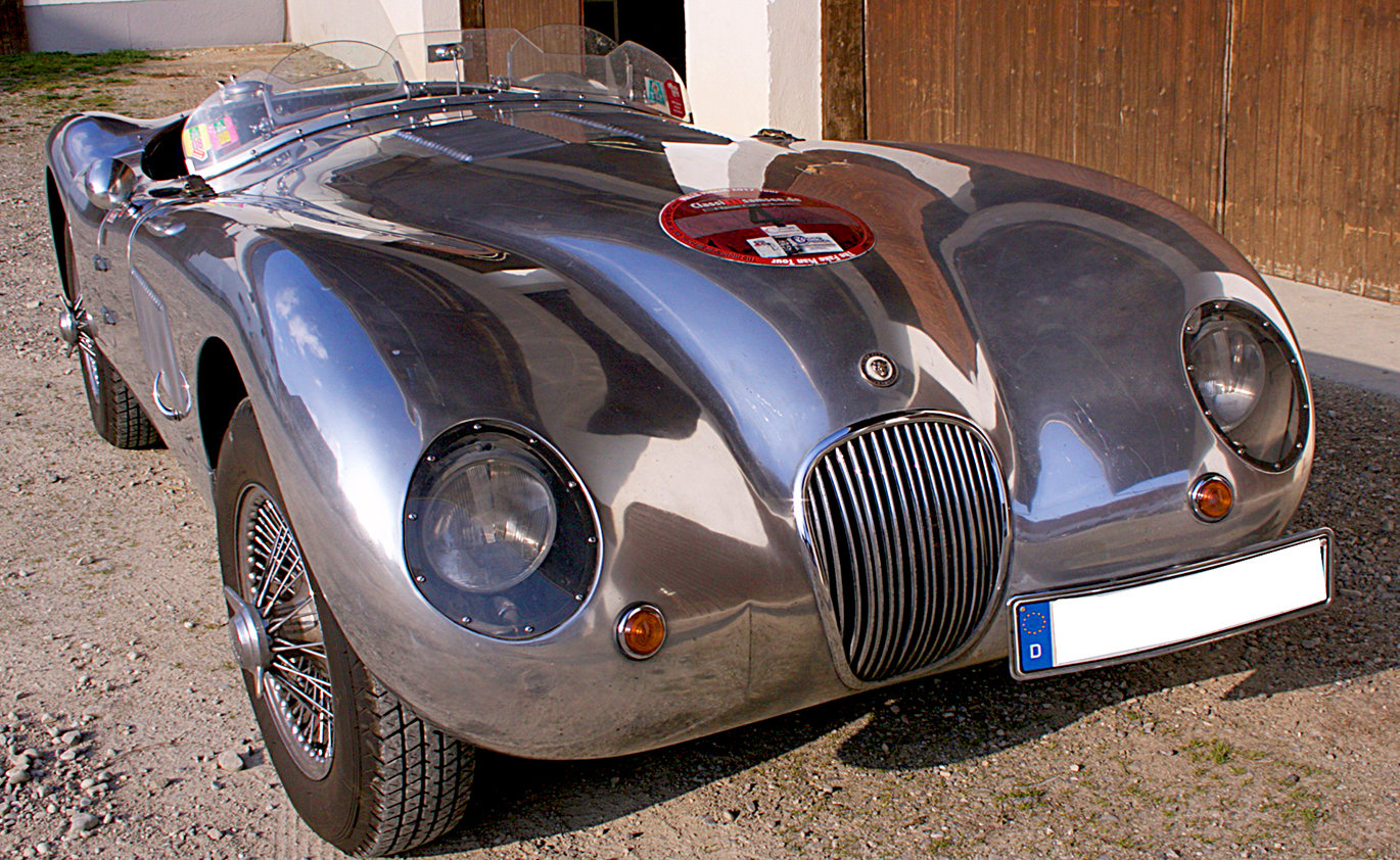 1967 Jaguar C Type (early Proteus) SOLD (picture 2 of 6)
