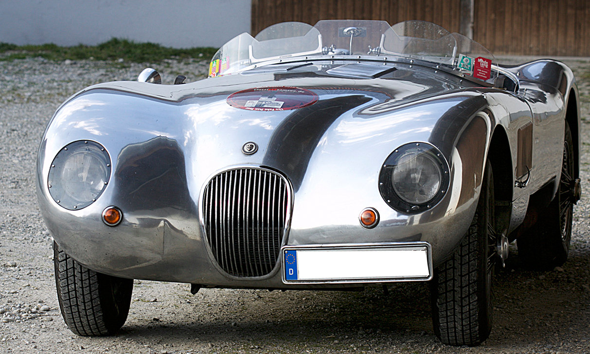 1967 Jaguar C Type (early Proteus) SOLD (picture 4 of 6)