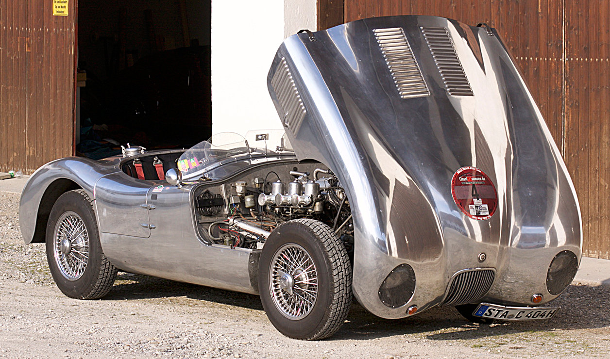 1967 Jaguar C Type (early Proteus) SOLD (picture 5 of 6)