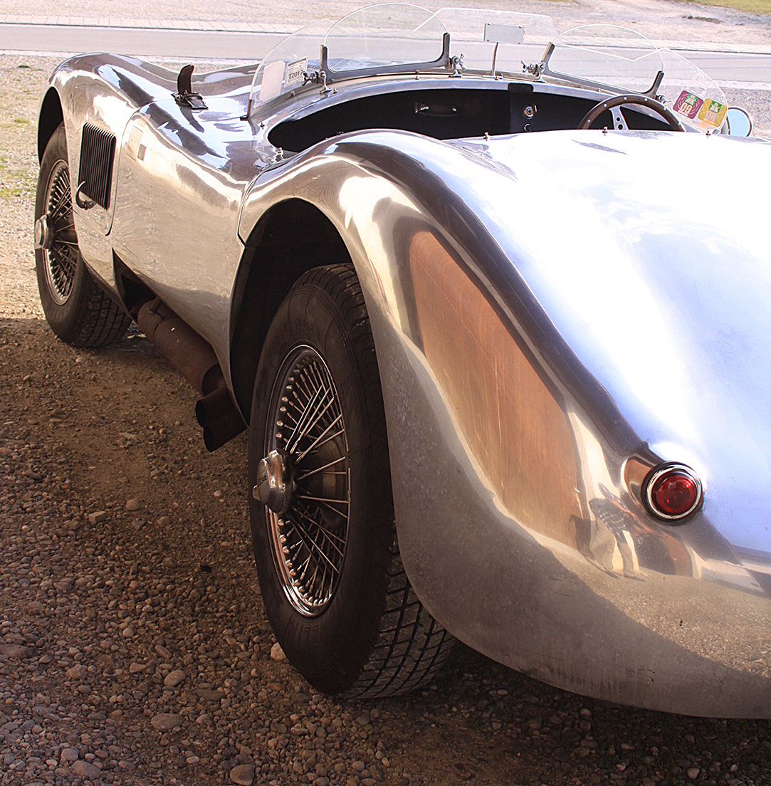 1967 Jaguar C Type (early Proteus) SOLD (picture 6 of 6)
