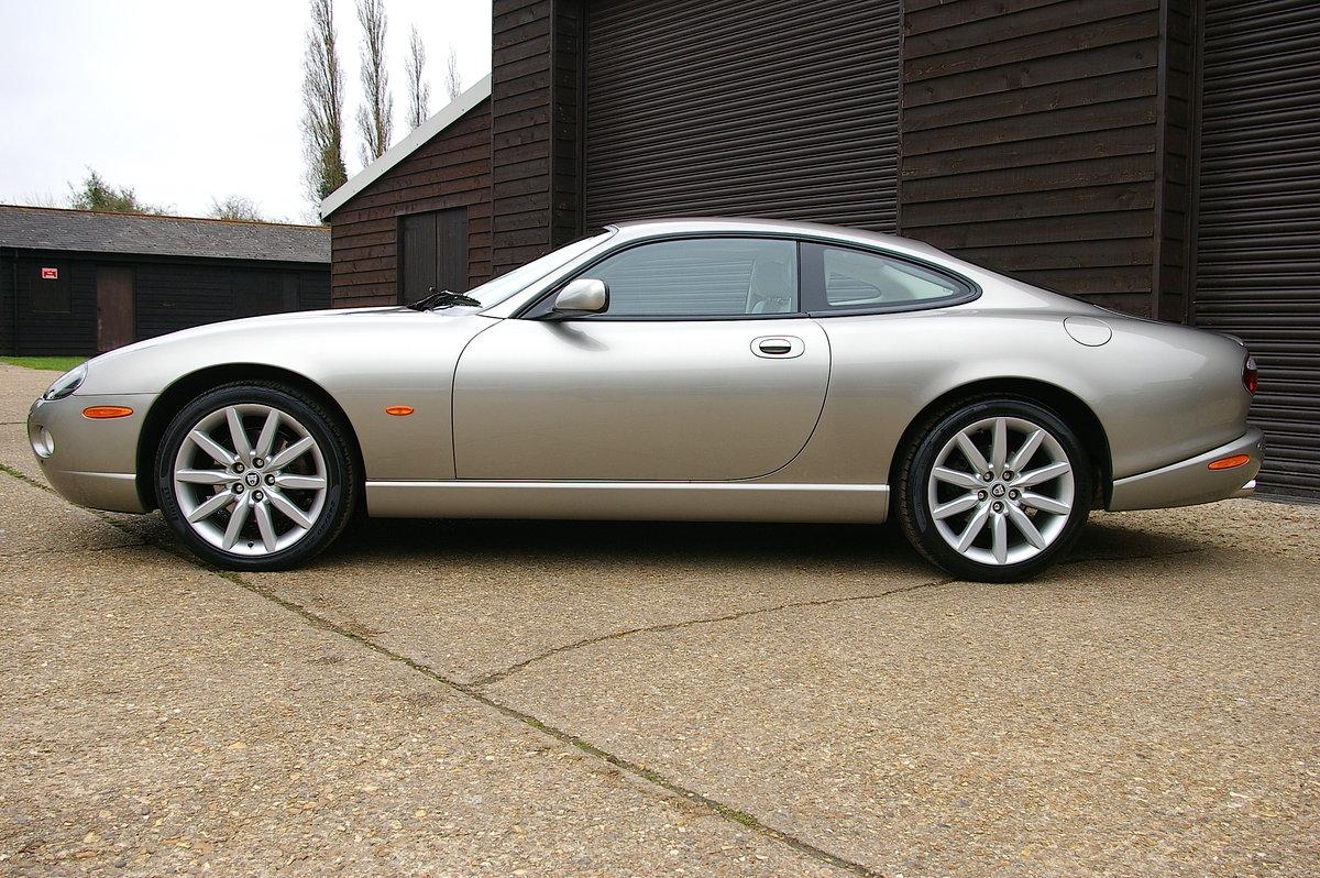 2005 Jaguar XK8 4.2 S 2dr Coupe Automatic (51,232 miles) SOLD (picture 2 of 6)
