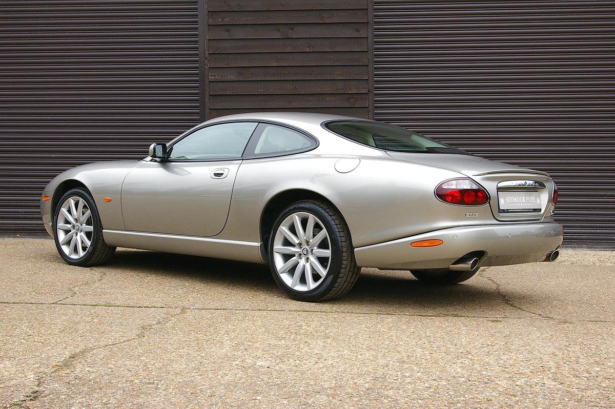 2005 Jaguar XK8 4.2 S 2dr Coupe Automatic (51,232 miles) SOLD (picture 3 of 6)