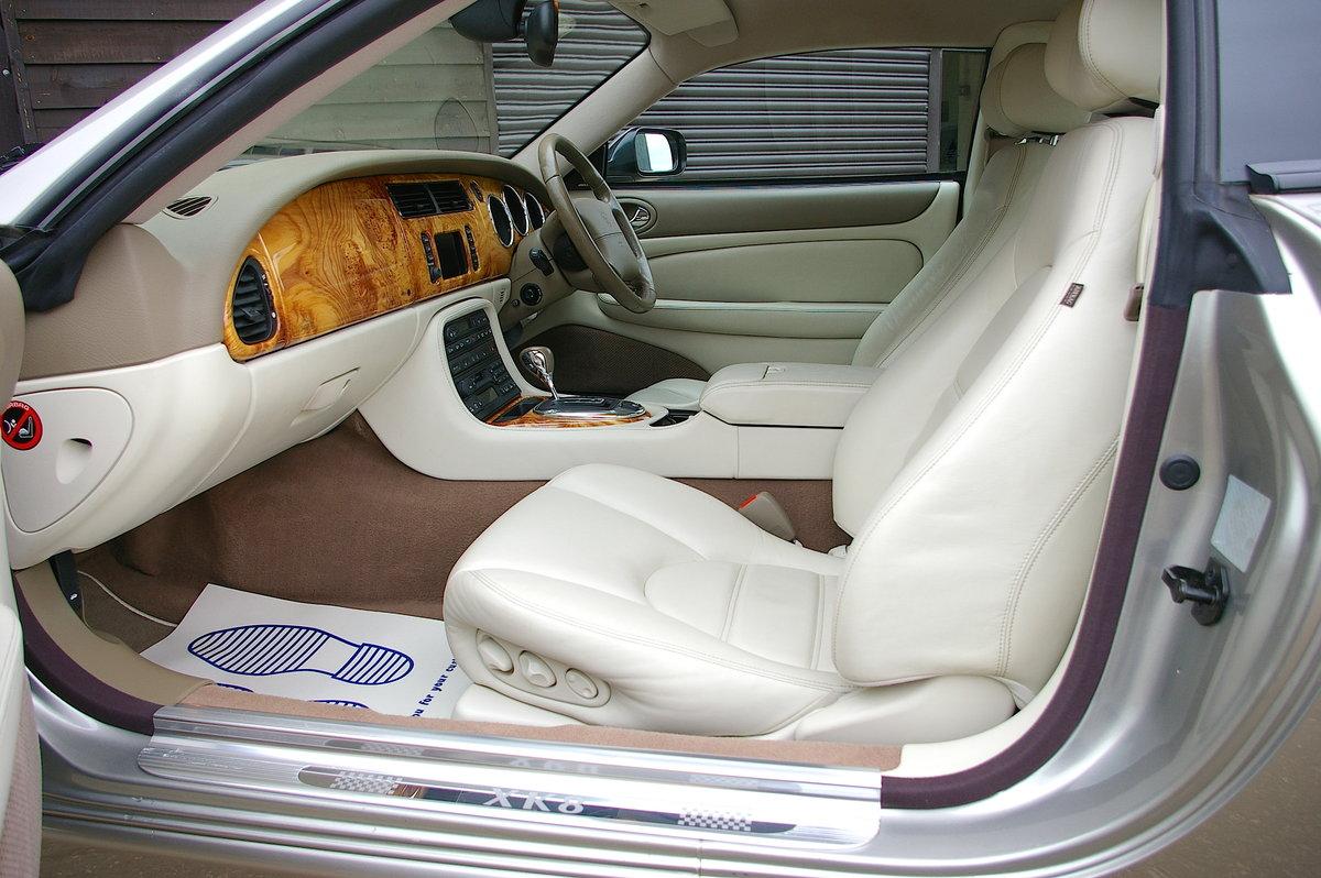2005 Jaguar XK8 4.2 S 2dr Coupe Automatic (51,232 miles) SOLD (picture 4 of 6)