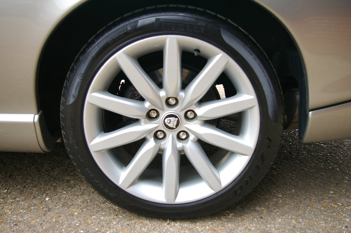 2005 Jaguar XK8 4.2 S 2dr Coupe Automatic (51,232 miles) SOLD (picture 5 of 6)