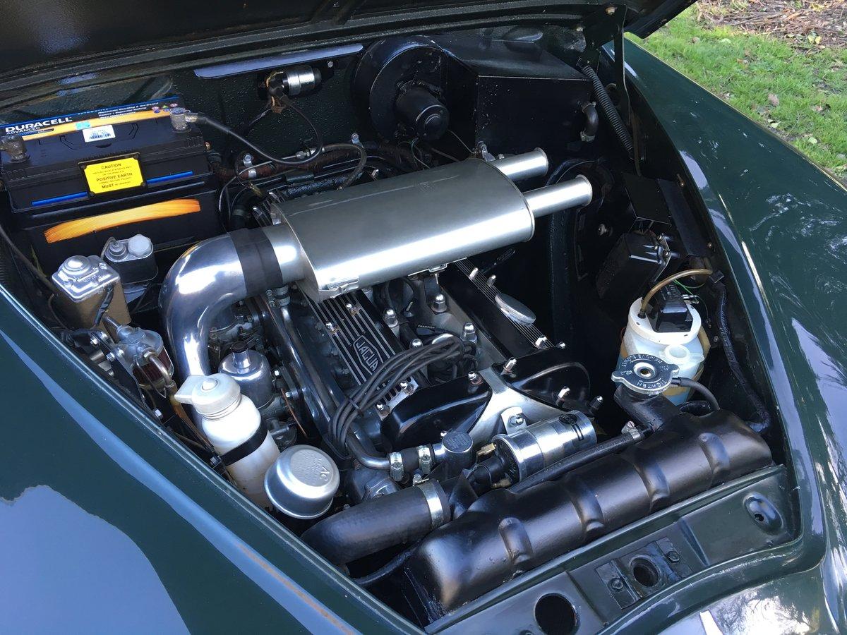 1968 Jaguar MKII 240 Manual O/D  SOLD (picture 5 of 6)