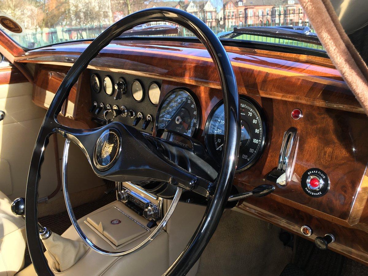 1968 Jaguar MKII 240 Manual O/D  SOLD (picture 6 of 6)