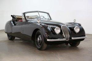 1953 Jaguar XK120 Drophead Coupe For Sale