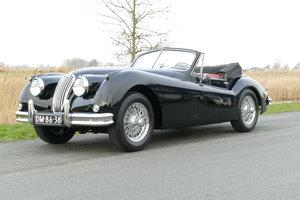 Jaguar XK 140 Drophead Coupe 1957 For Sale