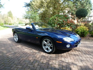 2002 Exceptional low mileage XK8 4.2  Convertible! For Sale