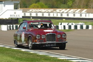 Jaguar 420R 1967 - To be auctioned 26-04-19 For Sale by Auction