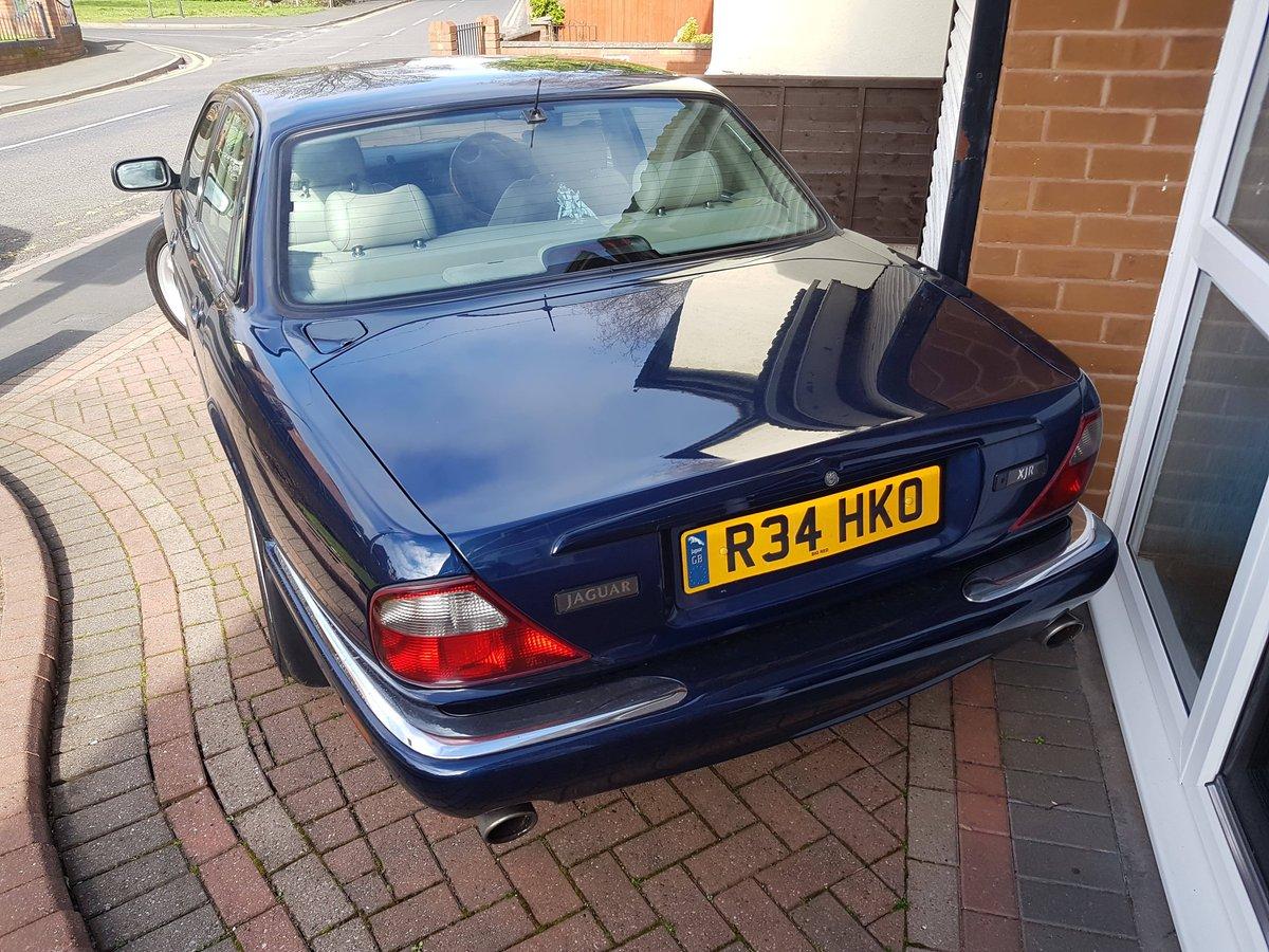 1998 Jaguar XJR Supercharged V8 SOLD (picture 2 of 3)
