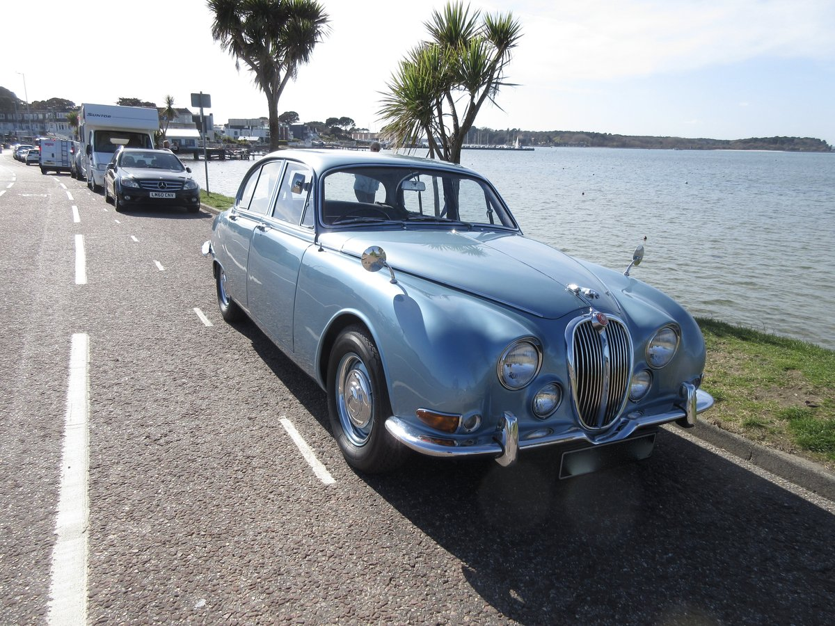 CLASSIC JAGUAR S TYPE, 1968 3.4L MANUAL WITH OD For Sale (picture 5 of 6)