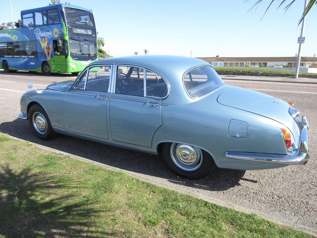 CLASSIC JAGUAR S TYPE, 1968 3.4L MANUAL WITH OD For Sale (picture 6 of 6)