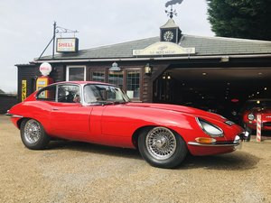 1967 JAGUAR E TYPE SERIES 1 4.2 FHC For Sale