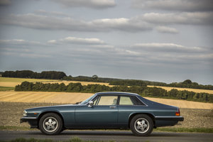 1985 Jaguar XJS HE V12  29000 miles For Sale