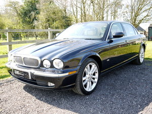 2006 JAGUAR XJ SERIES XJ78 4.2 V8 SOVEREIGN LWB RARE 4 SEATER