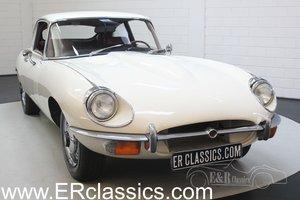 Jaguar E-type S2 2 + 2 Coupé 1969 Old English White