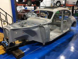 Jaguar Mark VII - Restoration Project