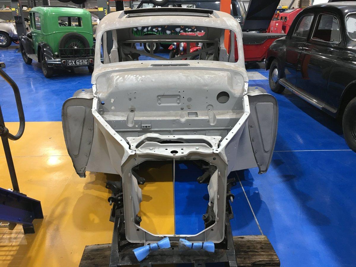 Jaguar Mark VII - Restoration Project   For Sale (picture 2 of 6)