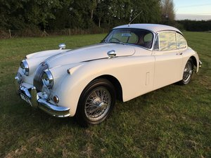 1961 Jaguar XK150S with fantastic history SOLD