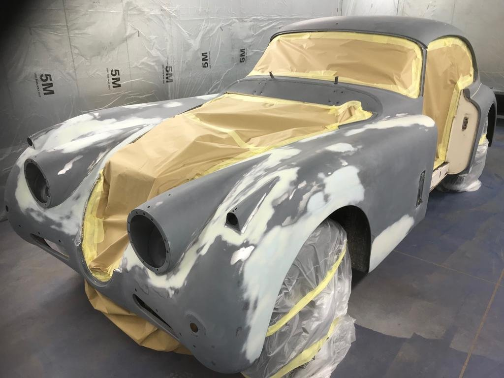 1961 Jaguar XK150S with fantastic history SOLD (picture 5 of 6)