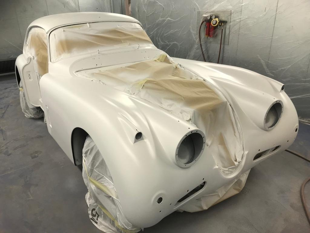 1961 Jaguar XK150S with fantastic history SOLD (picture 6 of 6)