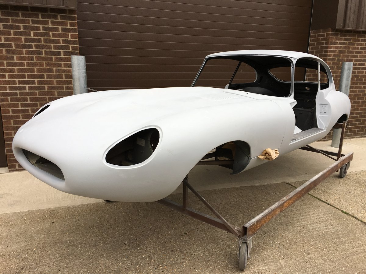 1967 Jaguar E-Type Racing Series 1 For Sale (picture 1 of 6)