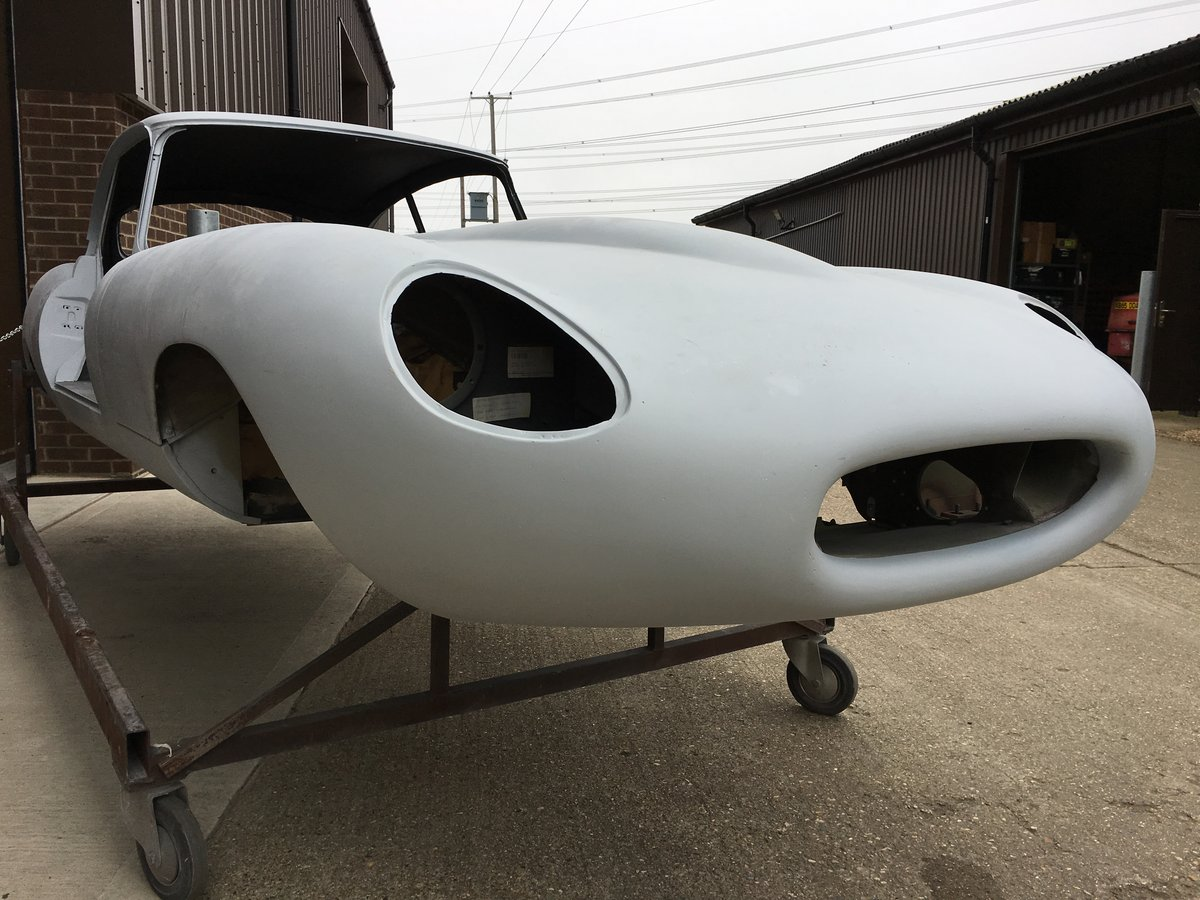 1967 Jaguar E-Type Racing Series 1 For Sale (picture 3 of 6)