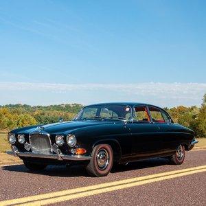 1964 Jaguar Mark X Saloon = LHD Restored Black $38.9k