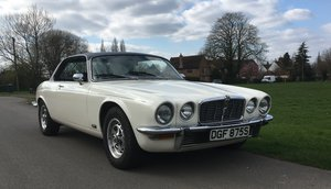 1977 Jaguar XJ12 5.3 Coupe For Sale