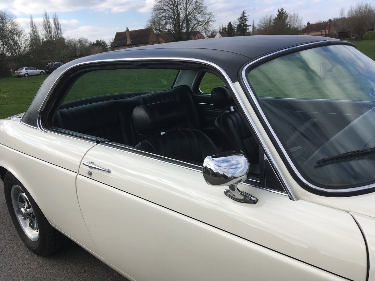 1977 Jaguar XJ12 5.3 Coupe For Sale (picture 2 of 6)
