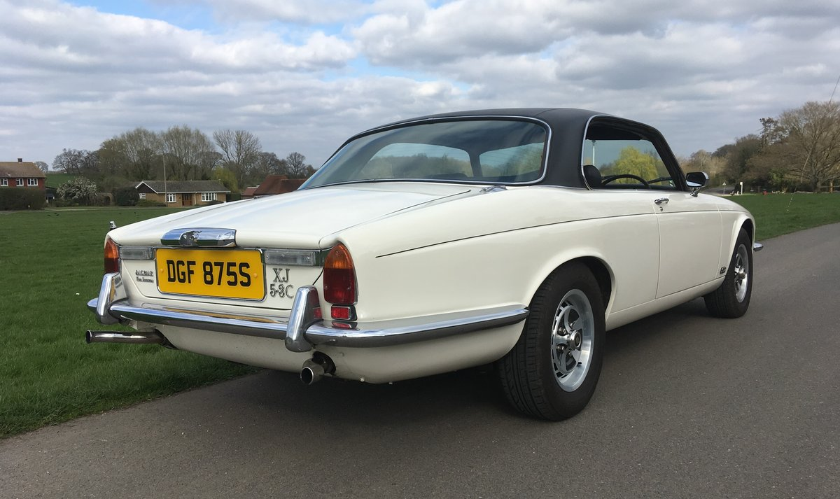 1977 Jaguar XJ12 5.3 Coupe For Sale (picture 4 of 6)