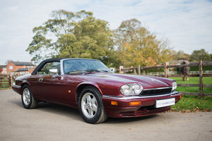 1993 JAGUAR XJS 4.0 AUTO  For Sale